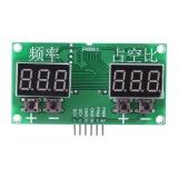 Jual Beli Online Pulsa Pwm Frekuensi 6 Hz 100 Khz Square Rectangle Wave Sinyal Generator Siklus Tugas 1 99