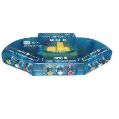 Jual Px Audio Video Selector 3In 1 Output Av 31 Branded
