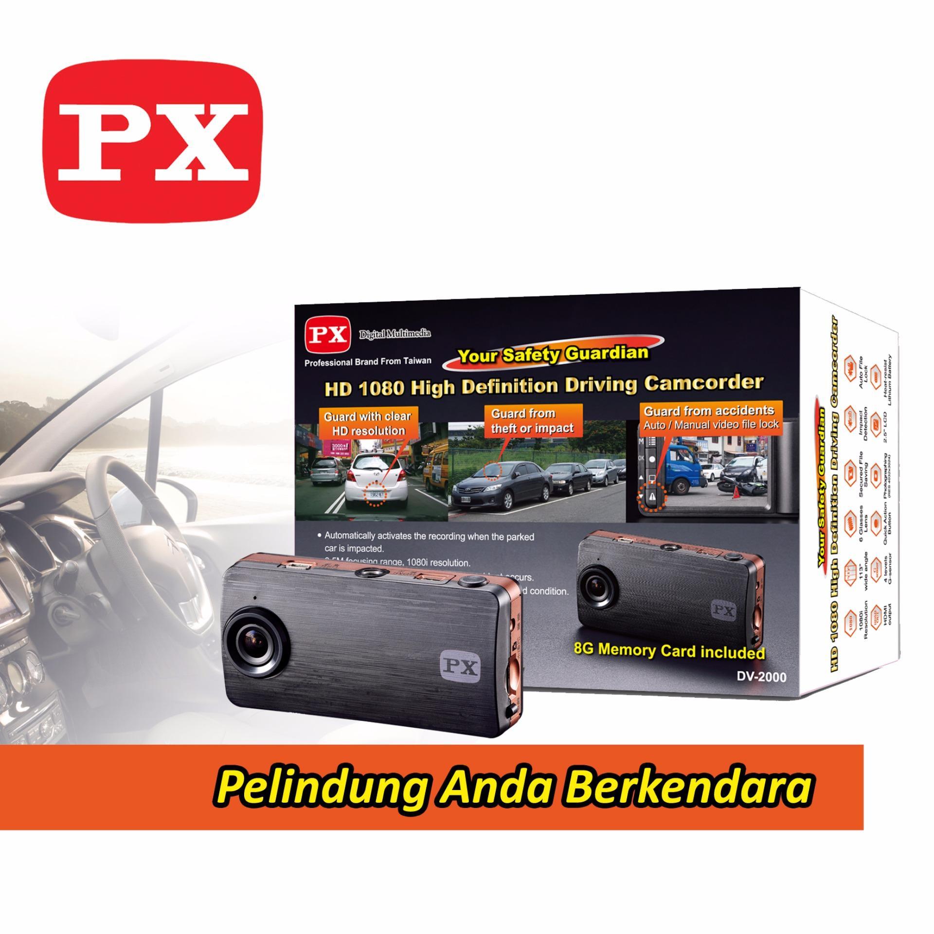 Toko Px Car Camcorder Dv 2000 Terlengkap Di Indonesia