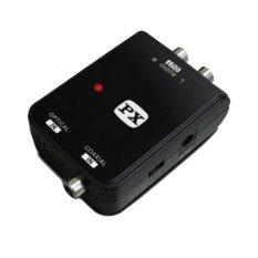 Katalog Px Digital Audio Converter Dac 200 Hitam Terbaru