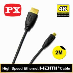 Promo Px High Speed Ethernet Hdmi Cable Hd 1 2D Indonesia