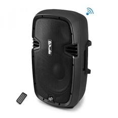 Pyle Pphp837ub Aktif Bertenaga PA Sistem Pengeras Suara Bluetooth dengan Mikrofon-8 Inch Bass Subwoofer Stage Speaker Monitor Dibangun Di USB untuk MP3 Amplifier-dj Party Portable Peralatan Suara Stereo Amp Sub untuk Konser Audio atau Band Music- INTL