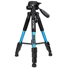 Q111 56 Inch Ringan Profesional Kamera Video Aluminium Tripod dengan Tas-Intl