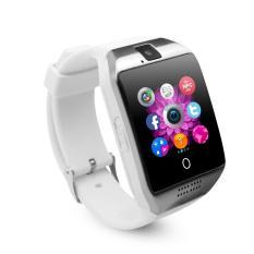Q18 Sentuh Layar Smart Jam dengan SIM dan TF Kartu Bluetooth MP3 MP4 Kamera Gelang Smart untuk Android dan IOS -Intl