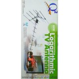 Tips Beli Q2 1050 Antena Luar Logarithmic Tv Antenna Outdoor Sinyal Vhf Uhf
