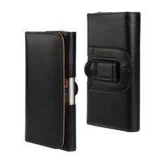 360 Q5 HP Pinggang Menggantung Sarung Kulit 360 Q5PLUS Tergantung Pinggang Jenis Tas Pinggang Pria Pada Sabuk Pelindung Jaket