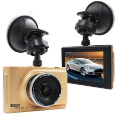 Kualitas Q7 3 Lcd Fhd 1080 P Usb Car Dash Dvr Kamera Dash Cam Perekam Video Night Vision Internasional Elecool
