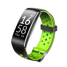 Spesifikasi Q8 Tahan Air Bluetooth Smart Band Monitor Detak Jantung Kebugaran Tracker Band Merah Intl Merk Vakind