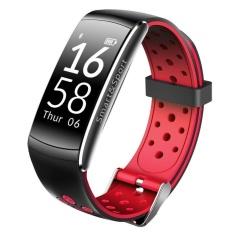 Jual Q8 Tahan Air Fitness Tracker Smart Watch Ip68 Air Proof Fitness Tracker Untuk Android Dan Ios Ponsel Intl Termurah