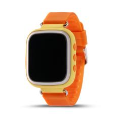 Q80 GPS/GSM Jam Tracker untuk Kids Smart Watch Kartu SOS Call Location Finder Locator Tracker untuk Anak-anak Monitor Orange