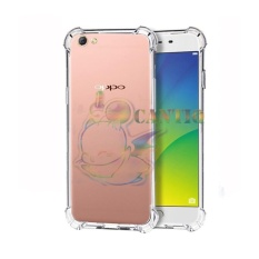 QCF Soft Case Anti Shock Anti Crack Oppo Neo 7 A33 / Silikon Casing Oppo A33 / jelly Case Hp - Bening