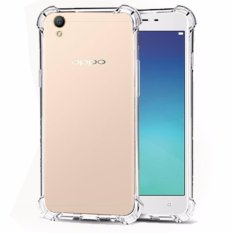 QCF Soft Case Anti Shock Anti Crack Oppo Neo 9 / Oppo A37 Silikon Casing Oppo A37 / Silicone / Casing HP Oppo - Transparan