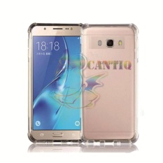 QCF Soft Case Anti Shock Anti Crack Samsung Galaxy J7 2016 / Silikon Casing Samsung J710 2016  / jelly Case Hp - Bening