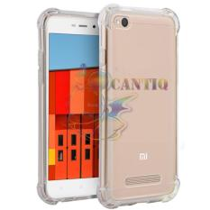 QCF Soft Case Anti Shock Anti Crack Xiaomi Redmi 4A / Silikon Casing Xiaomi Redmi 4A jelly Case Hp - Bening