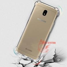 QCF Softcase Anti Crack Samsung Galaxy J5 Pro 2017 / Case Anti Shock Samsung Galaxy J5 Pro 2017 /Silicon Anti Crack Samsung Galaxy J5 Pro 2017 / Back Case Anti Crack Samsung Galaxy J5 Pro 2017 - White Clear