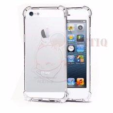 QCF Softcase Anti Crack Untuk Apple iPhone 5G /  iPhone 5S / iPhone 5SE /  Iphone5G / Iphone5s / Iphone5SE Softshell / Casing iPhone / Softcase Anti Shock - Bening
