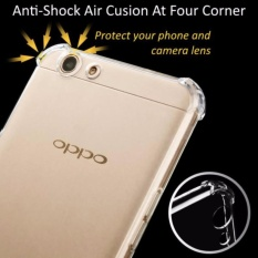 QCF Softcase Anti Shock Oppo A59 Anti Crack Oppo F1s oppo A59 / Softshell / Silicon Oppo A59 Casing / Case Oppo - Bening