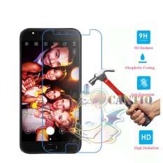QCF Tempered Glass Asus Zenfone 4 Selfie ZD553KL / Anti Gores Kaca Zenfone 4 Selfie / Temper Glass Zenfone ZD553KL / Screen Protector / Pelindung Layar - Clear