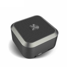 Berapa Harga Qcy Qq200 Bluetooth 4 Speaker Cube Magnesium Alloy Body Wireless Bluetooth Stereo Mini Speaker Support Tf Card Black Di Indonesia