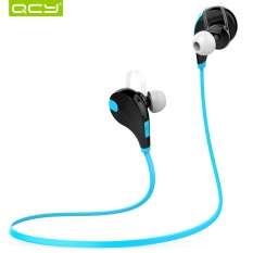 QCY Qy7 Olahraga Nirkabel Bluetooth 4.1 EDR headphone earphone Stereo Headset With MIC Panggilan Earbud For