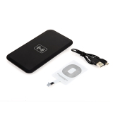 Beli With Qi Pengisian Pad Penerima Untuk Iphone 6 Plus 5 5 S 5C Ipad Internasional Nyicil