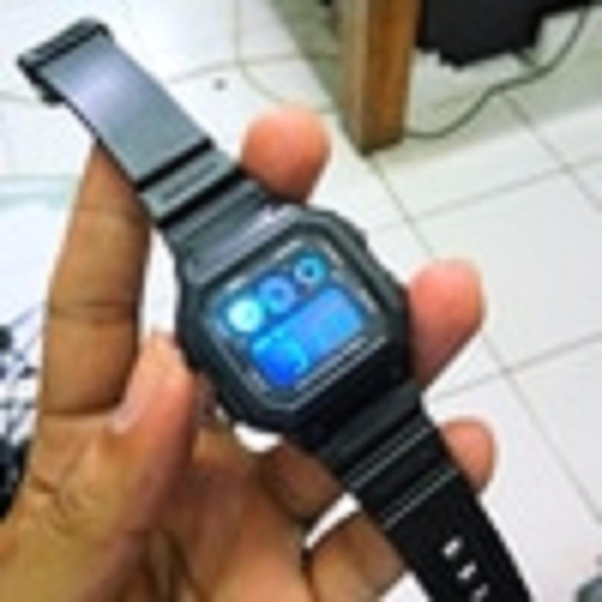 qnq model casio ae1300 qq q&q wateresist tahan air jam tangan unisex mantap!!