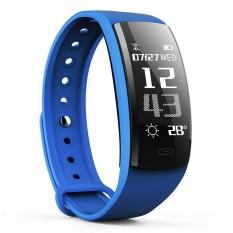 Diskon Qs90 Gelang Denyut Jantung Darah Tekanan Memantau Beberapa Mode Olahraga Smart Watch Untuk Ios Dan Android Telepon Intl Smart Bracelet