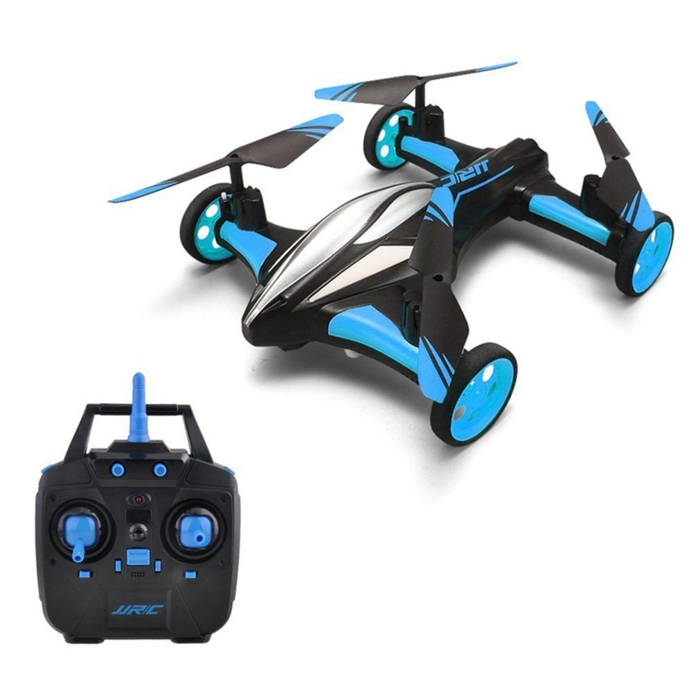 Quadcopter JJRC H23 Dual Mode Ground / Air Drone 6 Axis Gyro with 3D Flip