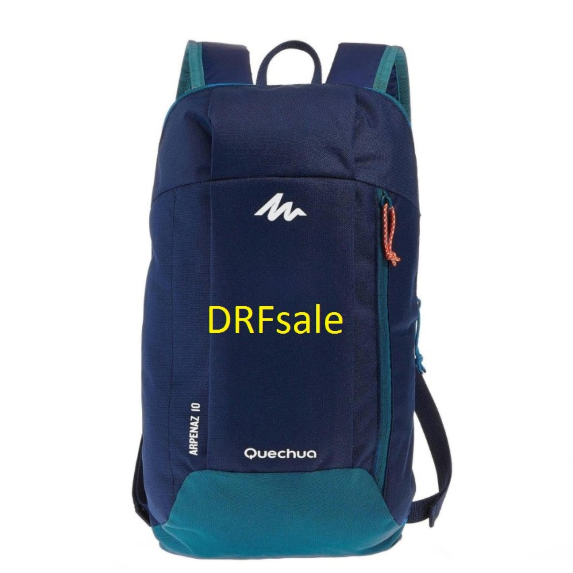 Promo Quechua Arpenaz 10 L Day Hiking Backpack Original Decathlon Terbaru