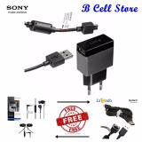 Harga Quick Charger Sony Ep881 Original Gratis Handsfree Sony Ex300 Sony Micro Usb Data Cable Original Ec450