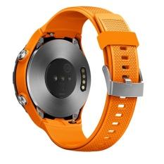 Quick Release TPE Wrist Strap untuk HUAWEI Watch 2 Sport Android Wear 2.0 Jam Tangan Pintar-Intl