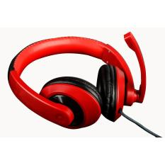 Quzhuo Hot Usb 3 5Mm Surround Stereo Gaming Headset Headband Headphone With Mic For Pc Tiongkok Diskon