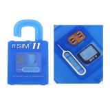 Cara Beli R Sim11 Umum Nano Awan Membuka Kartu Untuk Iphone 7 7 P 6 S 6 Ios10 X9 X 8 X 7 X Intl