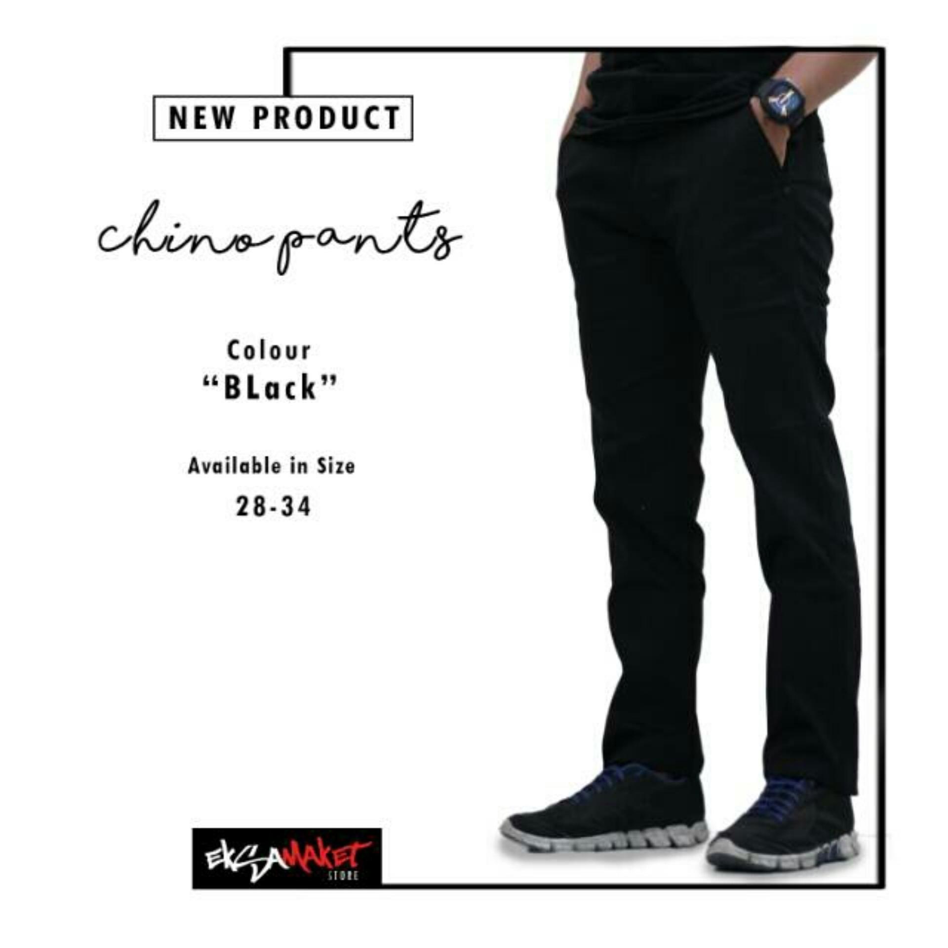 Jual R S Celana Chino Pria Bigsize Celana Chino Pria Ukuran Besar Online Di Indonesia