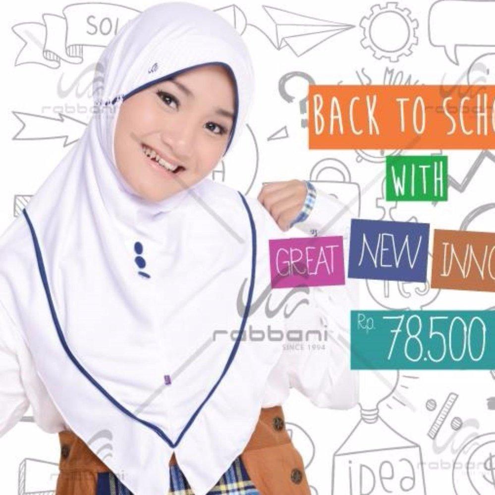 Beli Rabbani Great New Innova Kerudung Sekolah Murah Jawa Tengah