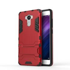 Radical Case Xiaomi Redmi 4 / 4 Prime Shield Armor Kickstand Avenger Series - Red