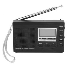 Spesifikasi Radio Dsp Emergency Mini Stereo Fm Broadcasting Player Black Intl Yang Bagus