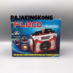 RADIO FLECO F-3335U FM AM MP3 SPEAKER PLAYER