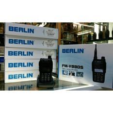 Spesifikasi Radio Ht Berlin Fm V88S Vhf Walkie Talkie Merk Berlin