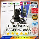 Review Radio Ht Spc Sh 10 Terkoneksi Walkie Talkie Baofeng Bf 888S Spc
