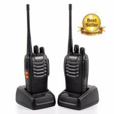 Kualitas Radio Ht Walkie Talkie Baofeng Bf 888S Garansi 1 Tahun Baofeng