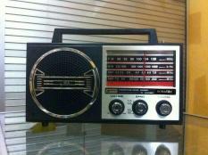 Radio Jadul SONATEC PRI-8288UAR USD SD CARD AM FM