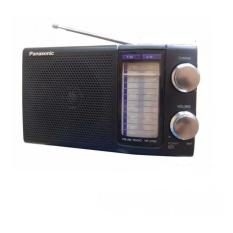 Radio panasonic Rf-2750 Am/fm- Hitam