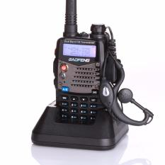 Diskon Radio Walkie Handy Talky Ht Baofeng Pofung Dual Band 5W Uv 5Ra Plus Akhir Tahun