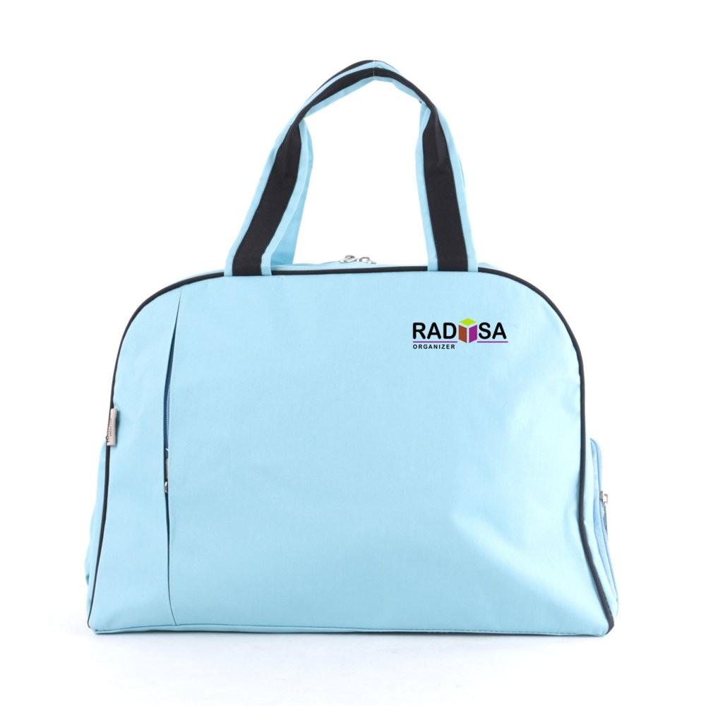 Jual Radysa Sport Bag Organizer Biru Muda Branded