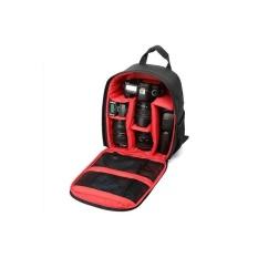 Rain Cover Pola Baru DSLR Camera Bag Backpack Video PhotoBagforCamera D3200 D3100 D5200 D7100 Kamera Kompak Kecil BackpackR JYYd958- INTL