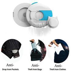Toko Rainbow Anti Theft Handphone Pengaman Handphone Dari Pencurian C Safe Mobile Phone Lock Blue Online Terpercaya
