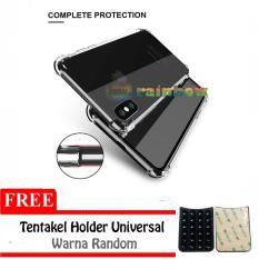 Rp 19.900. Rainbow Case Anti Crack Apple iPhone X + FREE Tentakel Phone Holder ...
