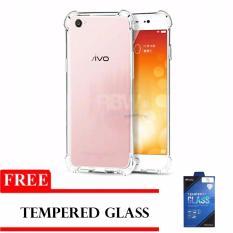 Rp 30.900. Rainbow Case Anti Crack Vivo Y53 2017 FREE Tempered Glass Vivo Y53 2017 / Jelly Soft Case / Ultrathin ...