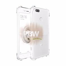 Rainbow Case Anti Crack Xiaomi Mi A1 / Case Anti Shock Mi A1 / Softshell Shockproof / Casing Xiaomi
